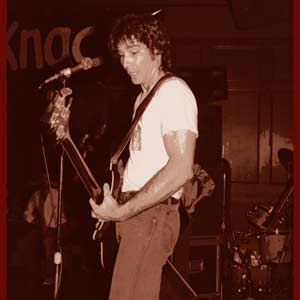 Coyote performing 1983 Los Angeles, California