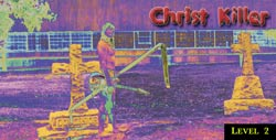 Christ Killer album cover