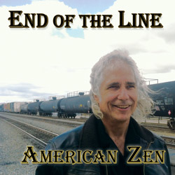 End of the Line album cover by American Zen