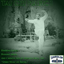 Tai Chi Magic CD COVER